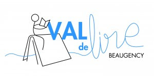Logo association Val de Lire